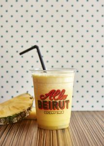 Drivu Pineapple Fresh Juice