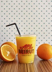 Drivu Orange Fresh Juice