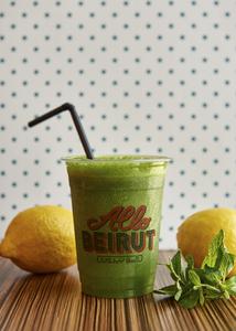 Drivu Lemonade With Mint