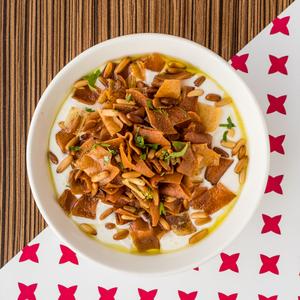 Drivu Fatteh Hummus