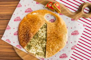 Drivu Picon Cheese & Zaatar