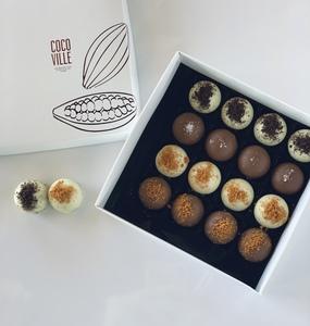 Drivu Assorted Brownie Bites (16 pieces)
