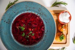 Drivu Beef Borsch Soup