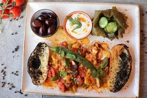Drivu Turkish Breakfast