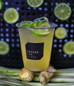 Drivu GT Lime Brewed Ice Tea