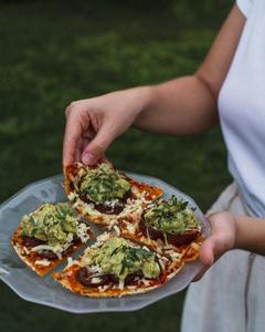 Drivu Mexican Chorizo Pizza