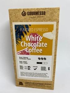 Drivu Gourmesso White Chocolate Espresso - 10 Capsules