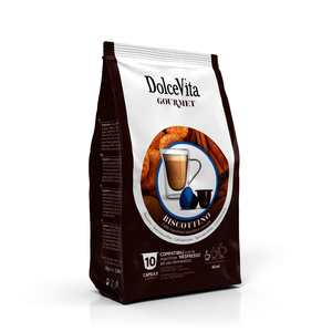 Drivu Biscottine Capsules - 10 Capsules