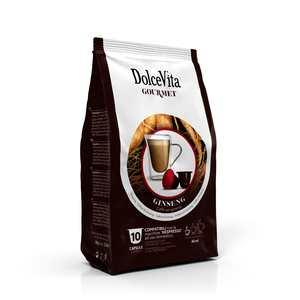 Drivu Ginseng Espresso - 10 Capsules
