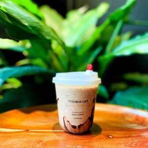 Drivu Mocha Fudge Frappuccino