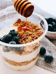 Drivu Granola Greek Yogurt