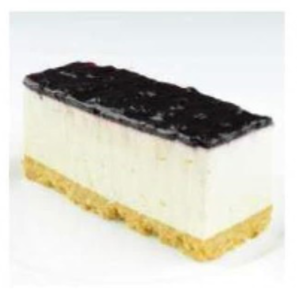 Drivu Blueberry cheesecake pastry