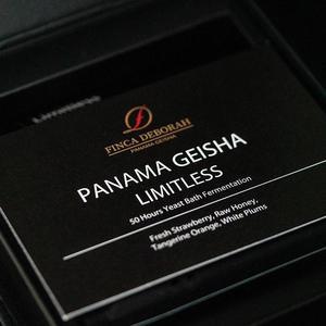 Drivu Panama Geisha Limitless (200g)