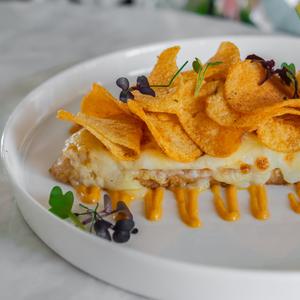 Drivu Grilled Cheese Croissant Sandwich