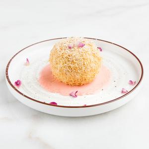 Drivu Kunafa Cheesecake