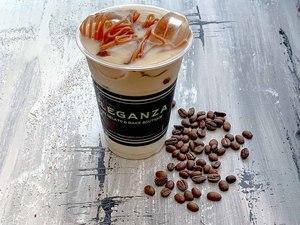 Drivu Iced Caramel Coffee