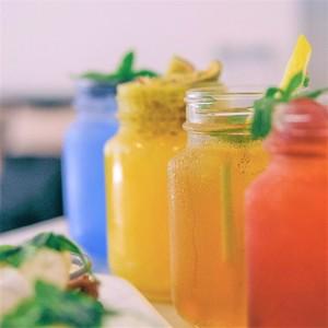 Drivu Lemon blue curacao