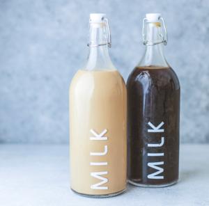 Drivu MLK Latte Bottle (1 liter) bottle