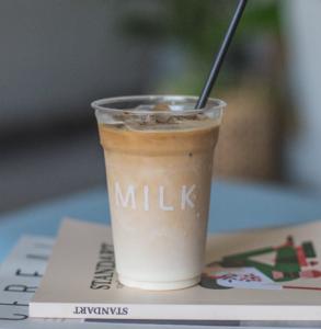 Drivu Iced MLK latte
