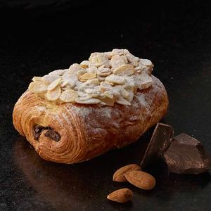 Drivu Almond chocolate croissant