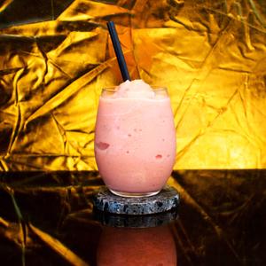 Drivu Peach Smoothie