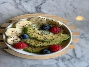 Drivu Sweet Avocado Smoothie Bowl