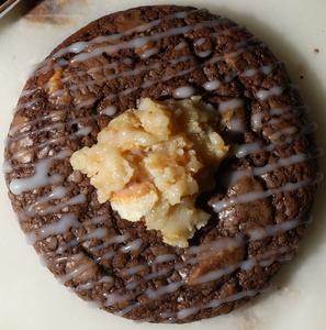 Drivu Crunchy brownie cookie (1 piece)