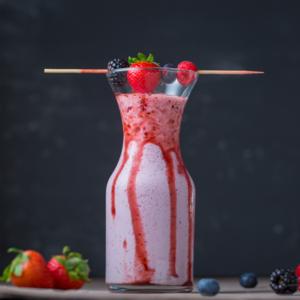 Drivu Mix Berries Milkshake