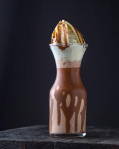 Drivu Banana Nutella Milkshake