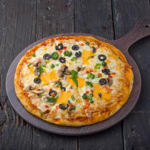 Drivu Vegetable Pizza