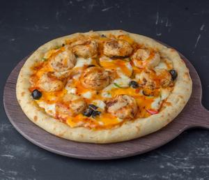 Drivu Chicken Crispy Pizza
