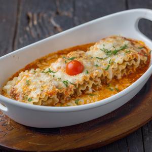 Drivu Meat Lasagna