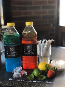 Drivu Mojito Blue Bottle (1.5 liter)