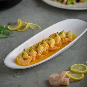 Drivu Lemon Shrimp