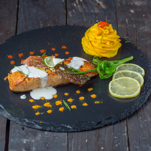 Drivu Cream & Lemon Salmon