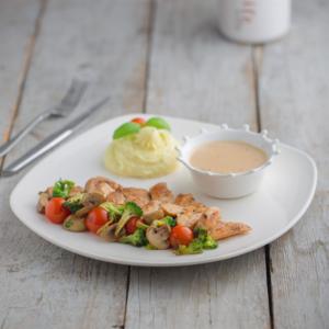 Drivu Chicken Steak