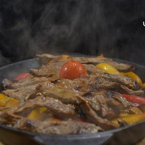 Drivu Beef Fajita