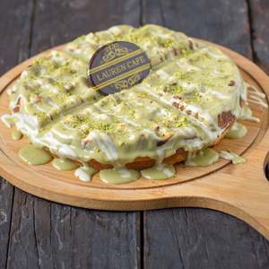Drivu Pistachio Waffle