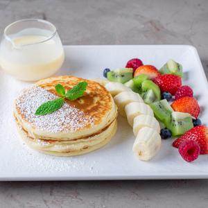 Drivu Fruits Pancake