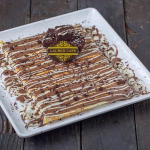 Drivu Crepe Cake Nutella