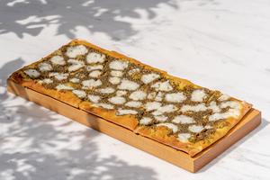Drivu Cheese Zaatar Mix Flatbread