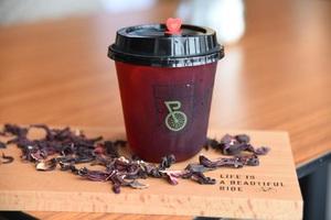 Drivu Cold Brew Hibiscus