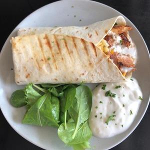 Drivu Grilled Chicken wrap