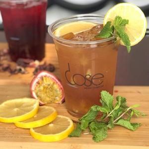 Drivu Dose Passion Fruit Iced Tea