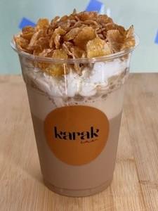Drivu Banana Toffee Karak