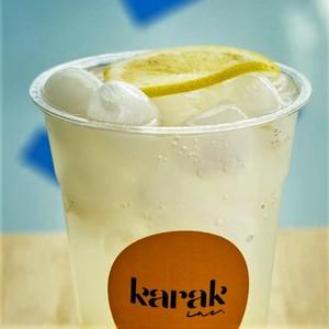 Drivu Lemon Ginger Fizz