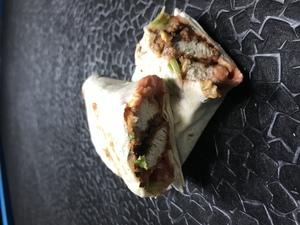 Drivu Crispy Chicken Wrap