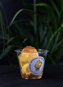 Drivu Mango Soft Serve