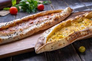 Drivu Muhammara & Cheese Fatayer