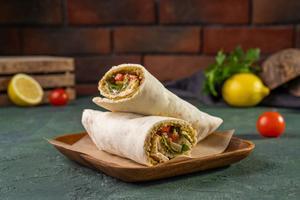 Drivu Falafel Wrap